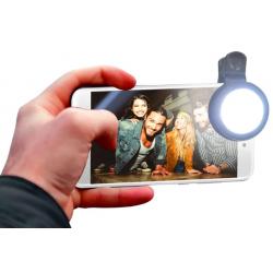 Luz para Selfie Swiss+go