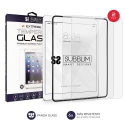 Cristal Templado para iPad 9,7 2018-17 / iPad Pro 9,7 / iPad 5 Subblim (Pack de 2)