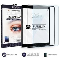 Cristal Templado para iPad Air 2019 Subblim Bluelight
