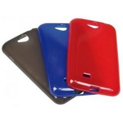 Carcasa para Mediacom G500 Silicona Pack de 3 Unidades