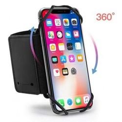 Soporte de Brazo o Muñeca para Smartphone 360º