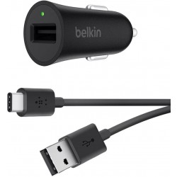 Cargador USB de Coche Belkin Boost Up