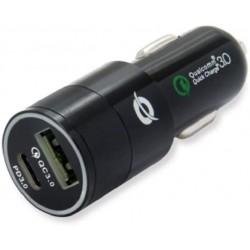 Cargador USB de Coche Conceptronic Carden 02B