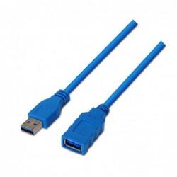 Cable AISENS Usb3.0 A/M-A/H...