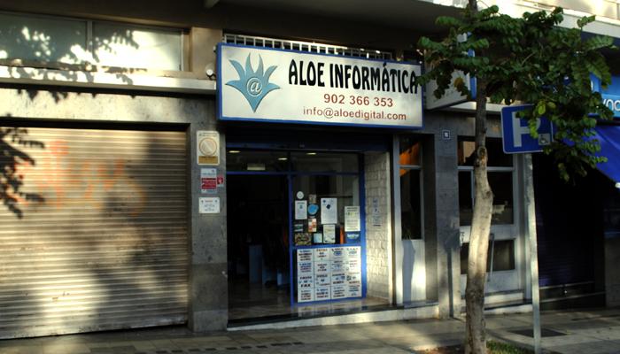 Exterior store